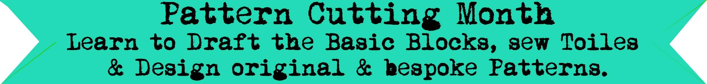 pattern cuting header