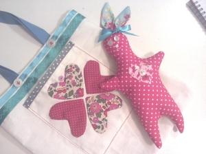 bunny and bag