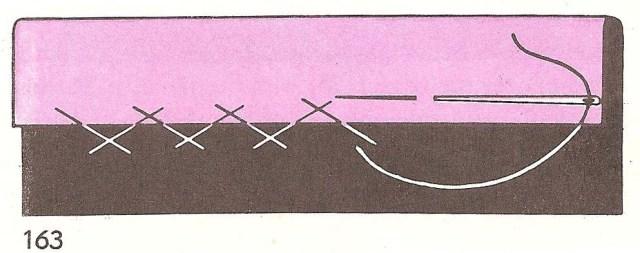 MCCALLS Herringbone Stitch