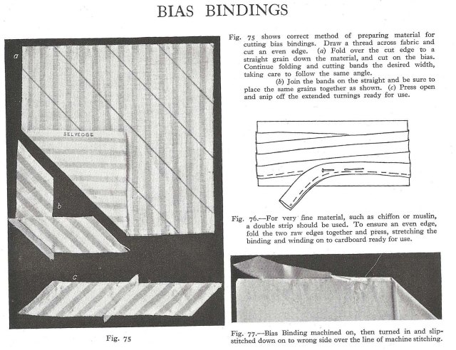 MODERN NEEDLECRAFT Bias Binding