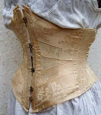 ribbon corset 2