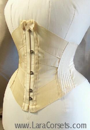 ribbon corset 3