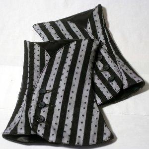 Stripe Spats 1