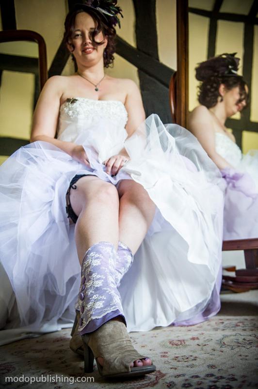 wedding spats