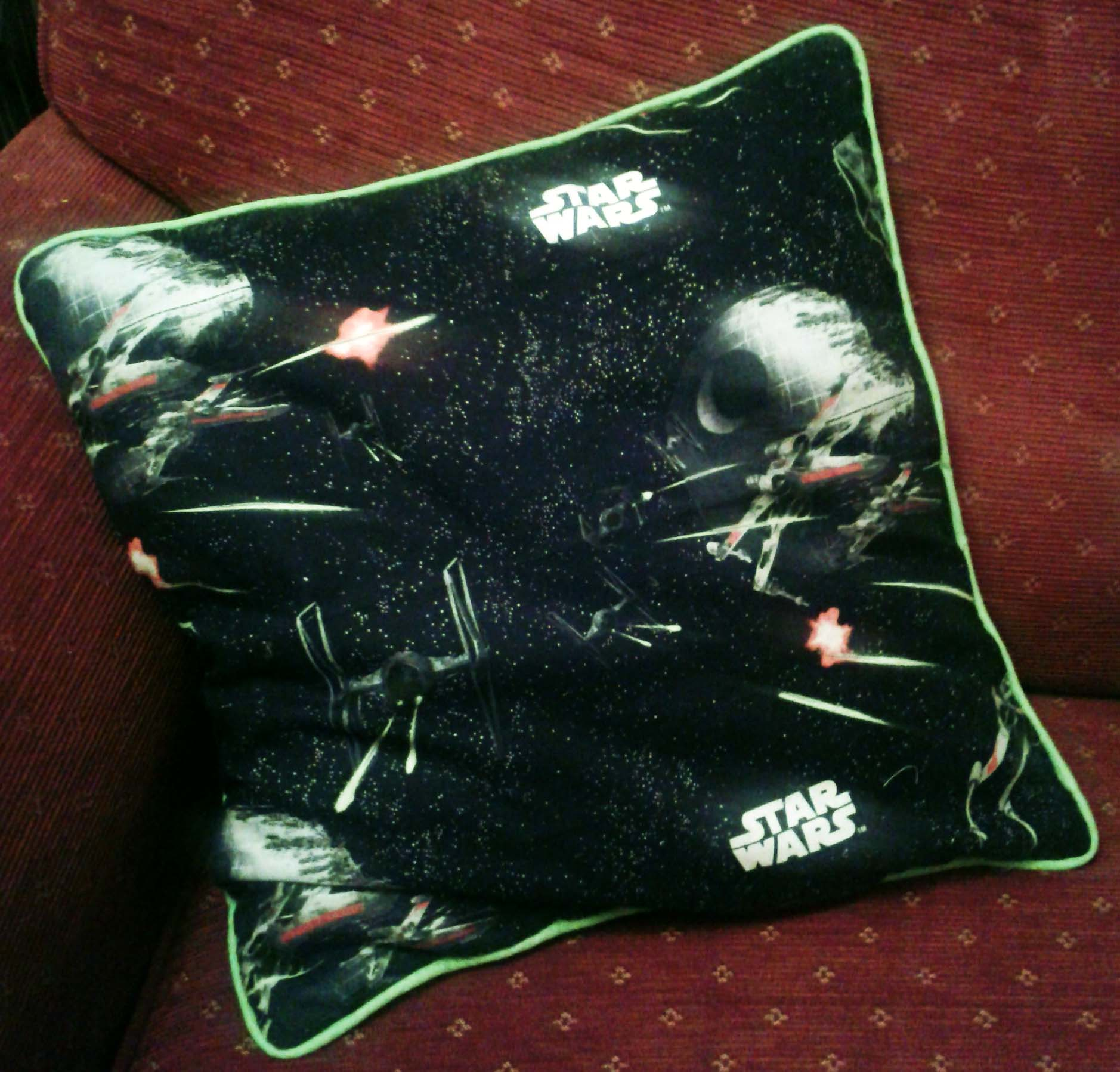 star wars cushion