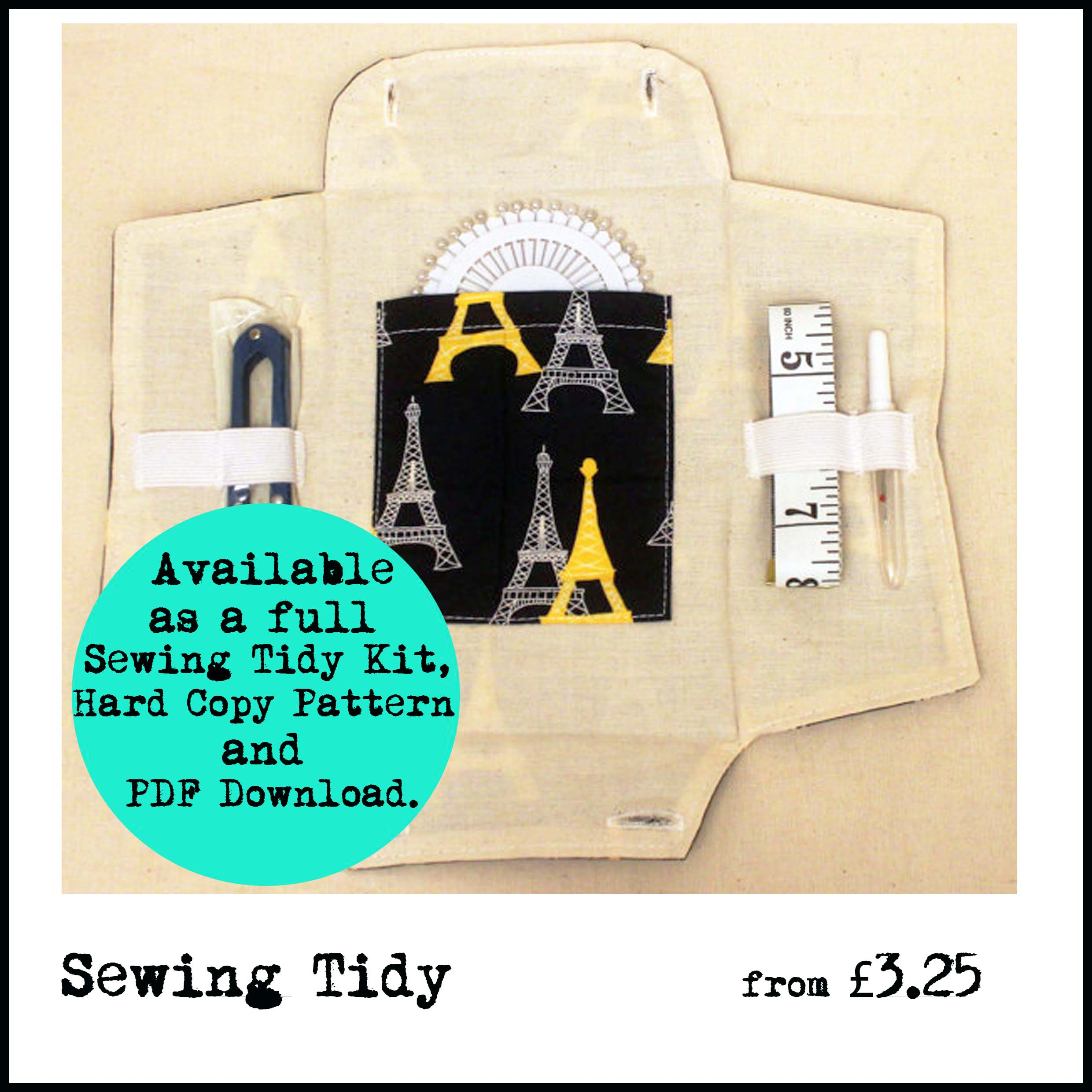 sewing tidy icon