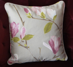 Cushion cover with pad